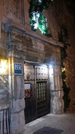 روستيكاي هوتل بوسادا سان جوزيه: Porton
