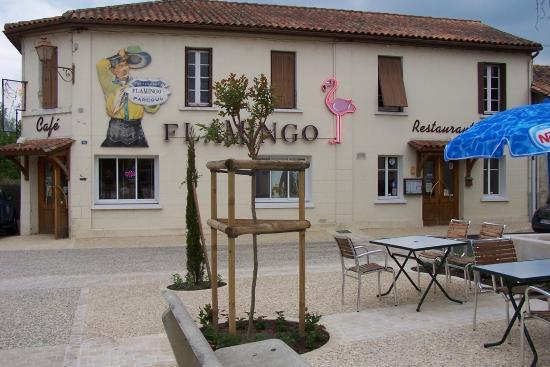 Parcoul, Frankrike: LE FLAMINGO