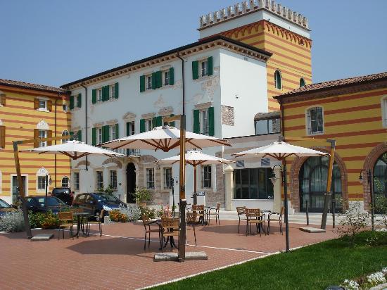 Hotel Villa Malaspina: aia