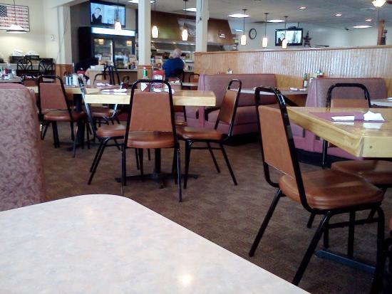 Marysville Diner : Dining Area