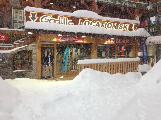 Godille Sport 1600 Skiset