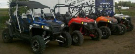 Saint Anthony, ID: PMS ATV/UTV Dune Rentals In St. Anthony Idaho