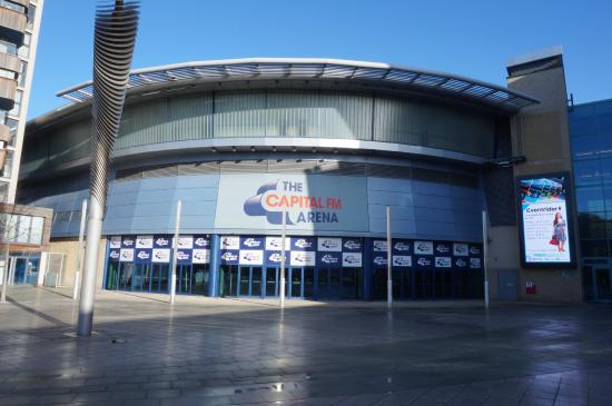 National Ice Centre and Motorpoint Arena Nottingham: Estadio