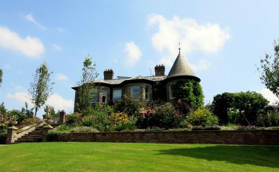 Brobury House Gardens