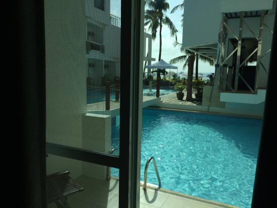 Boracay Ocean Club Beach Resort: Pool Room