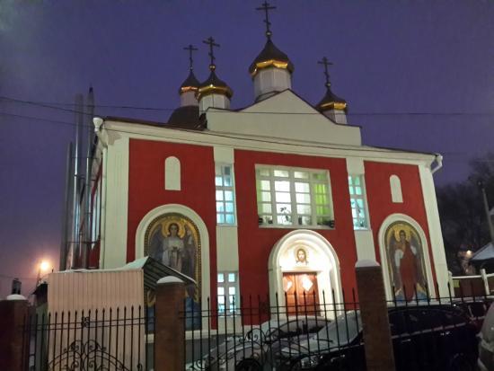 Церковь во имя Михаила Архангела