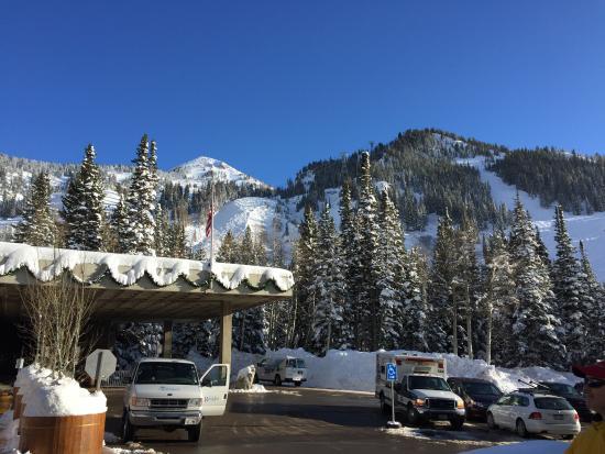 Iron Blosam Lodge: Skiers dream