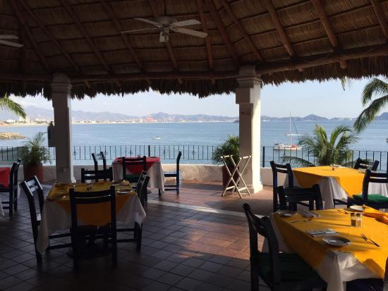 Paraiso Restaurant: Vista del restaurante