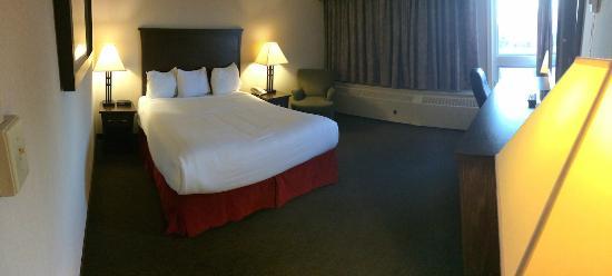 Quality Inn & Suites Yellowknife: 部屋