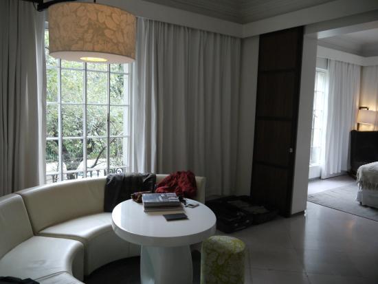 Condesa DF: Corner Suite