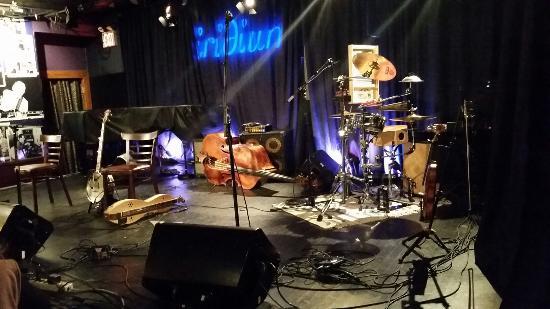 Iridium Jazz Club: Before the show