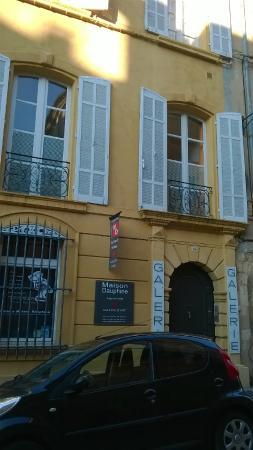 Maison Dauphine - 14 rue du 4 septembre - Aix en Provence
