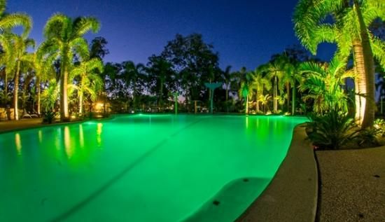 Seabreeze Tourist Park Airlie Beach: Lagoon Pool