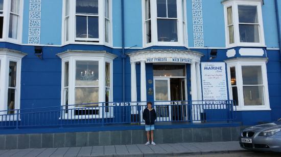 Gwesty'r Marine Hotel: Marine Hotel
