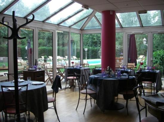 BEST WESTERN Le Longchamp : restaurant