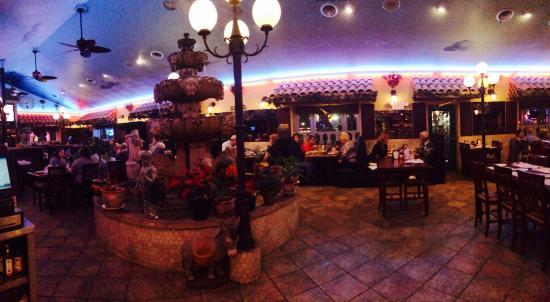 Trevi Ristorante Dining Room