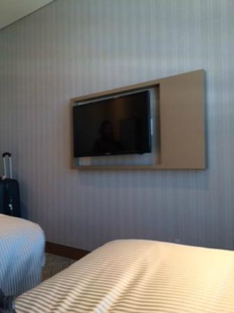 Staz Hotel Myeongdong 1 : 32型液晶TV