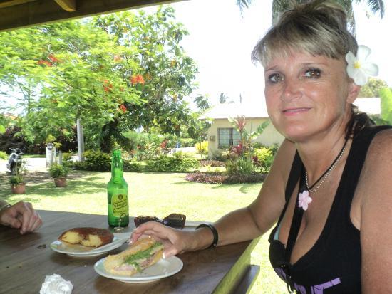 LBV - Le Bon Vivant Muri Beach: Tres bon