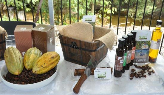 Mossman, Australia: SWEET FARM TOURS
