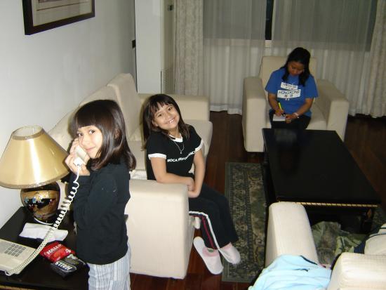 Rayfont Hongqiao Hotel & Apartments Shanghai: Nice 2 bedroom apartment.