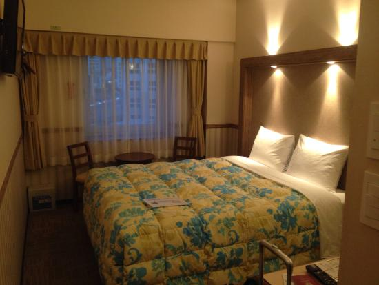Toyoko Inn: 部屋
