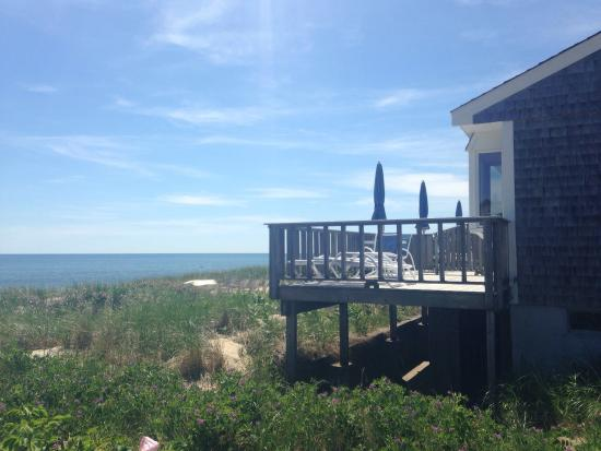 Chatham Tides Waterfront Lodging: Ocean front rooms