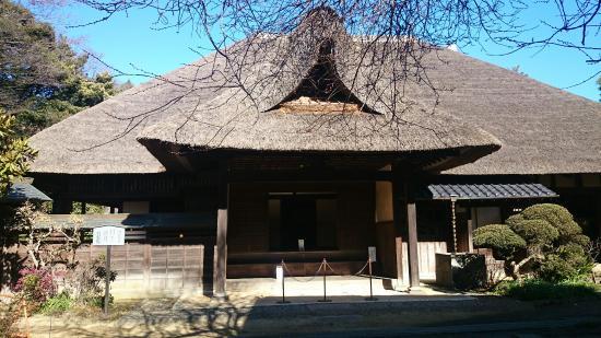 Toride, Japan: 取手本陣の建物外観