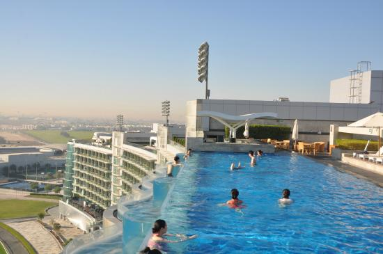Pool picture of the meydan hotel dubai tripadvisor for Tripadvisor dubai hotels