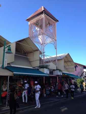 Redcliffe Quay: Veduta del mercatino