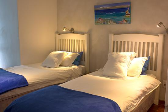 Die Rotse Host House Self-Catering Accommodation : Drievis Single beds