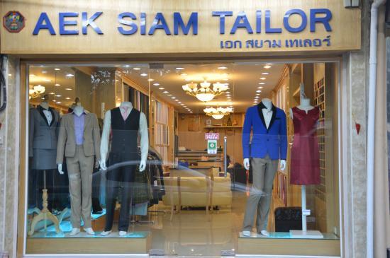 Aek Siam Tailor