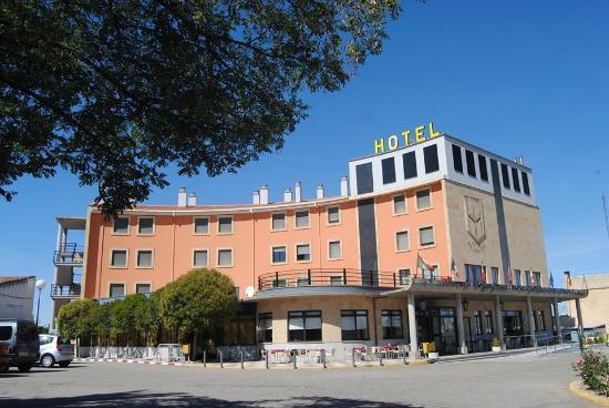 Hotel Helmantico Salamanca : Hotel Panoramica