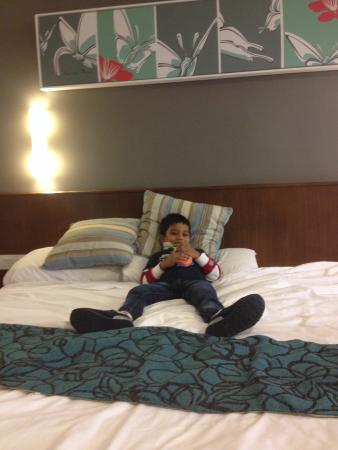 Genting View Resort: Deluxe room