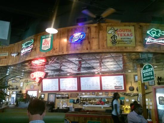 Boudreaux S Restaurant Houston Texas
