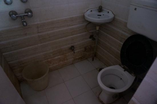Hotel Namaskar: wc