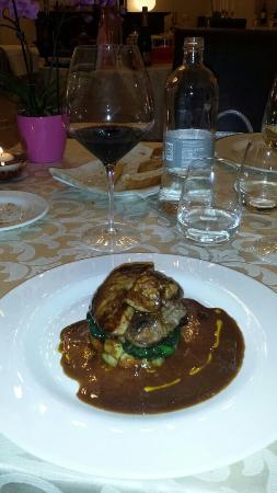 ristorante morlacchi: Filetto