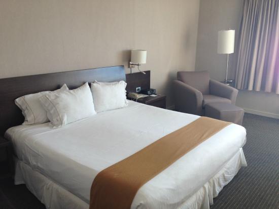 Holiday Inn Express Antofagasta: ベッド