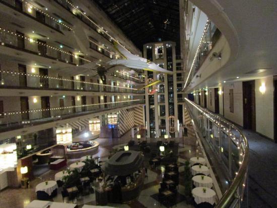 Maritim Airport Hotel Hannover: Foyer