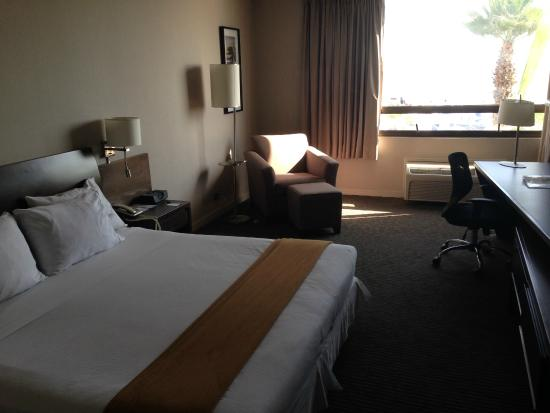 Holiday Inn Express Iquique: ベッド