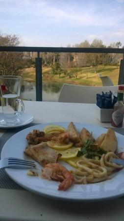 Protea Hotel Roodepoort: Lunch