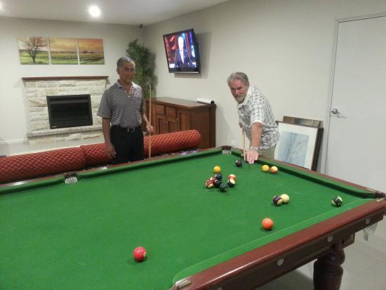 Country Comfort Amity Motel Albany: pool room