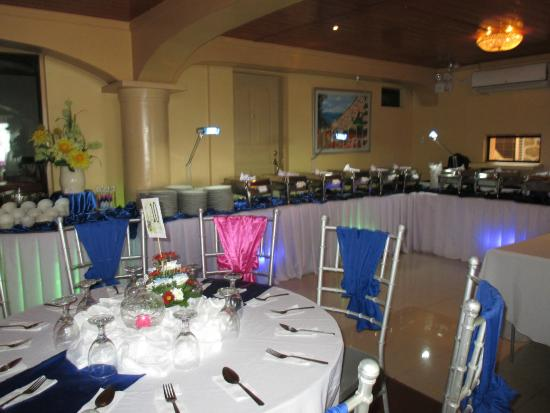Function area picture of villa marinelli bed and for Area riservata bed and breakfast
