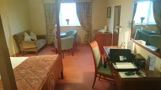Four Seasons Hotel and Leisure Club: Room