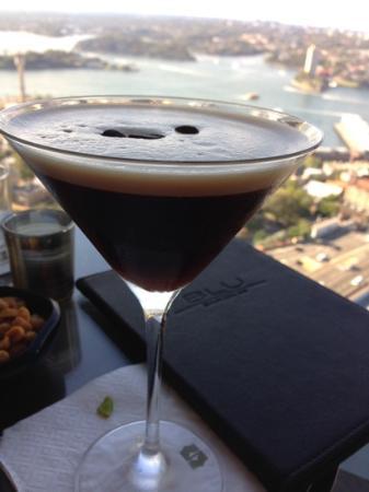 Blu Bar On 36: Expresso Martini