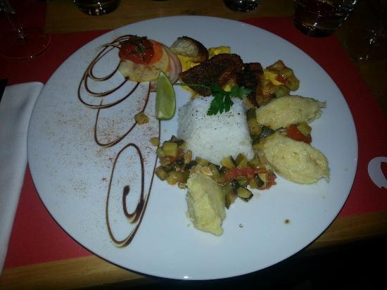 Avancher Restaurant & Bar : Catch of the day(30/01/2015)