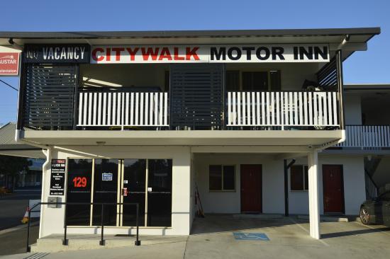 Citywalk Motor Inn Rockhampton: MOTOR INN