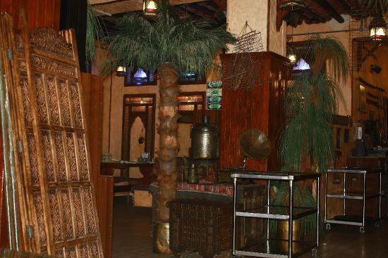 Al Adhamiyah Iraqi Restaurant: Il locale al primo piano
