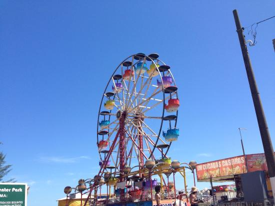 Ilha Comprida, SP: Parque de diversão