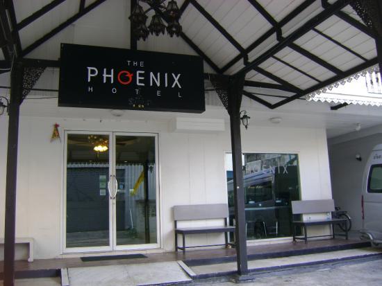 The Phoenix Hotel Bangkok: Hotelansicht