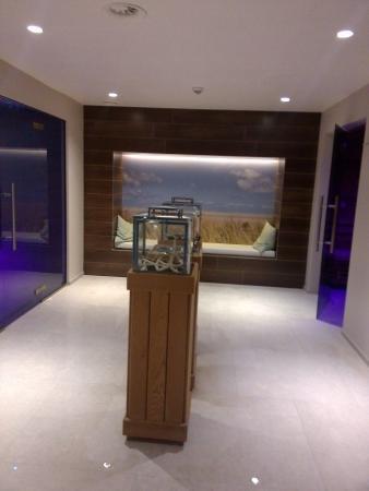 L espace sauna hammam photo de van der valk hotel for Espace sauna hammam